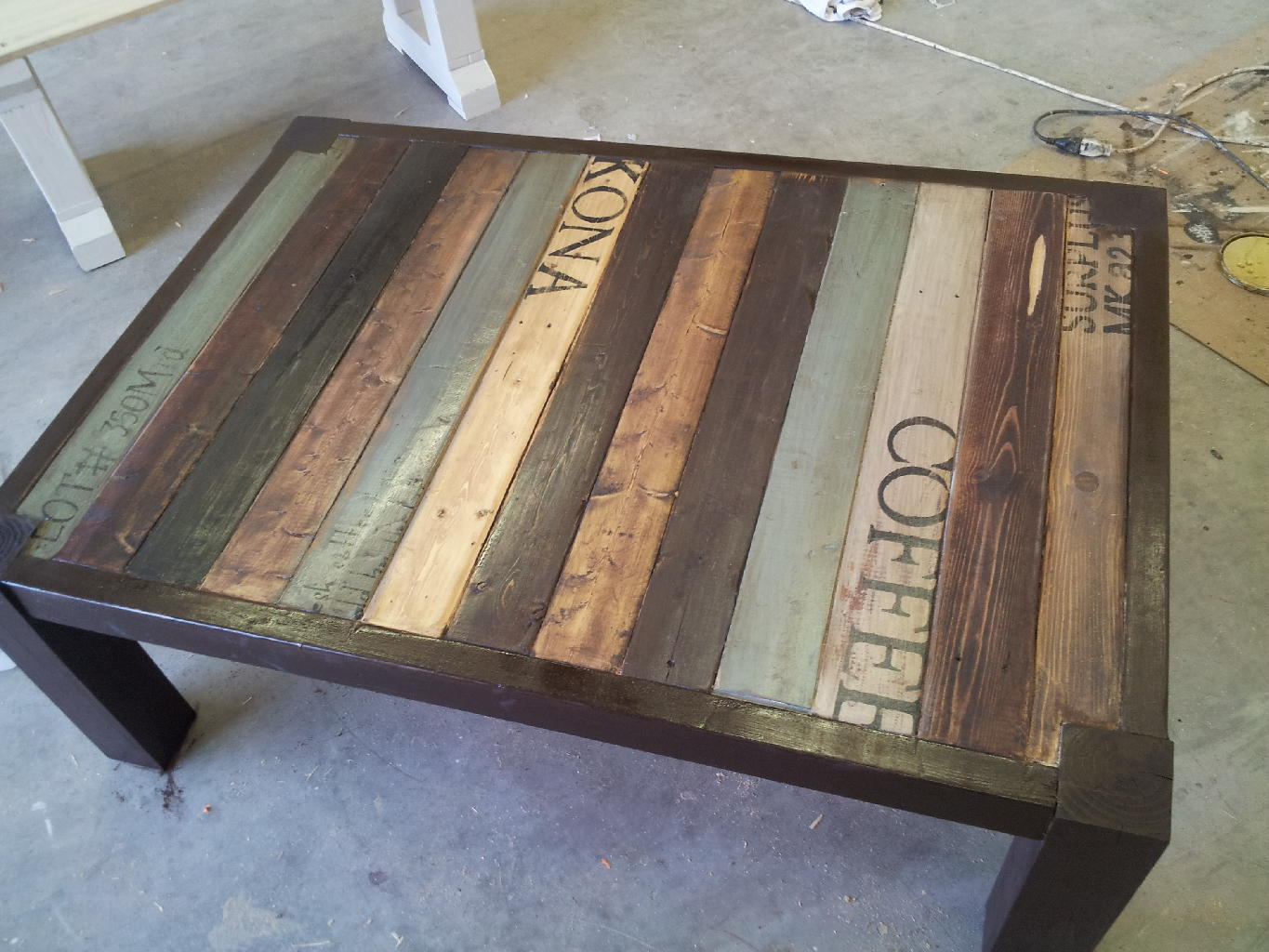 pallet coffee table gallery pallet furniture online