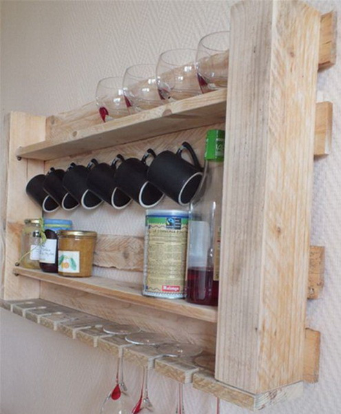 Pallet Wall Shelf Gallery Pallet Furniture Online