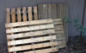 Alley Pallets